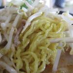 東寿司 - 麺!