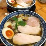 中村商店 - 冷やし秋刀魚醤油