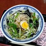 丼屋 DON - 料理写真:岩のりラーメン