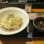 つけ麺 鐵匠 - 濃厚魚介つけ麺780円