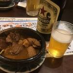 Yakitorinishidaba - 赤星ともつ煮
