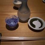 Dainingurumusushi - 日本酒で