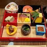 110501091 - 食彩御膳 1800円