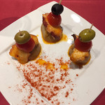 びいどろ - スペイン産 タコのピンチョス