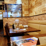 BEEF UP TOKYO charcoal grill & bar -