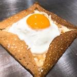 創作グリル YUKAI - 料理写真:八鹿豚のガレット