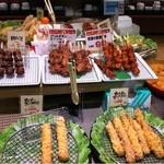 元気ダイニングヒライ東町店 - 惣菜売場、揚げ物いろいろ