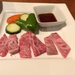 焚菜 - 料理写真:お肉と野菜