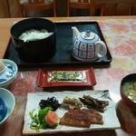 原田屋旅館 - 料理写真: