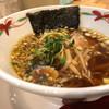 らーめん天神下 大喜 - 料理写真:醤油らーめん 麺半分