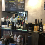 meat&wine BACCHUS - 店内②
