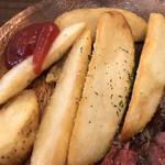 meat&wine BACCHUS - ポテト