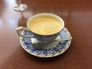 レストラン 洋食工房 - マシンコーヒー