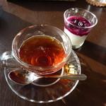 ブランシュ - 紅茶とデザート