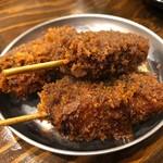 どて串 玉 - 料理写真: