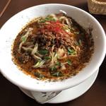 中華バルSAISAI。 - 四川担々麺
