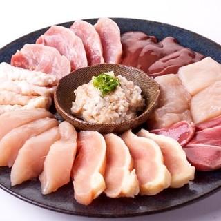 プロがお勧めする徳島県産銘柄鶏【阿波尾鶏】焼き&鍋で食べ放題