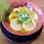 ラーメン 大和 - ヤマト味玉ラーメン   850円
