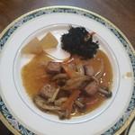 Sakamaki - メインのサイコロステーキ