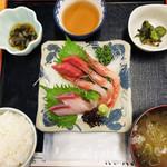 さかな屋 撰鮮 - 刺身定食(平日限定10食)980円税込