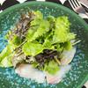 キートス - 料理写真:和歌山県産 石鯛のカルパッチョ