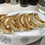 110527713 - 肉汁じゅわ〜じゅわ〜の餃子