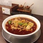 麺や 河野 - 料理写真:NGRねきらーめん1/3  930円