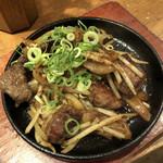 肉工房 千里屋 ホルモンバル - 赤ホルモンミックス♪