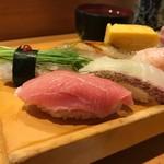 板前寿司  - 中トロ