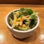 板前寿司  - サラダ