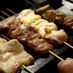 昭和 DE YAKITORI - 料理写真: