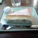 チーズケーキプリンセス岡崎カフェ -