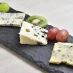 ミルピグ - ブルーチーズ盛り合わせ