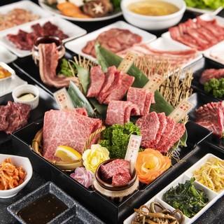 お腹一杯お肉を満喫♪充実の食べ放題コースは2,680円~