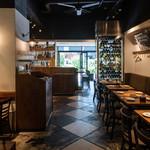 オストレア oysterbar&restaurant - 全景