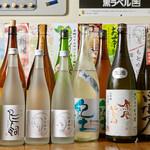 ミートタバーン 煮込みや四兵衛 - 日本酒・焼酎