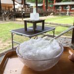 氷室神社 - 献氷参拝なんです(2019.06.現在)