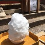 氷室神社 - 献氷参拝