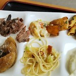 110543949 - ペペロンチーノ等 淡路島のお野菜たち❤️