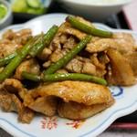 幸楽 - 料理写真:(2019/4月)スタミナ定食
