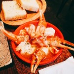 Crab House Eni - 贅沢!エニージョ@1500円