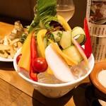 神田の肉バルRUMP CAP -