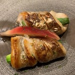 夢屋 - 焼き物(太刀魚)