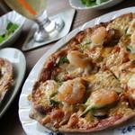 ベラヴィスタ - ピザ