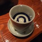 南部ろばた焼き - 日本酒(八重桜)