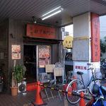 台北 餃子専門店 - お店の外観