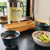 Yamaguchiya - 料理写真:野沢菜のお漬物が付いてきます