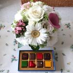 110555891 - 美しいチョコレートの・・
