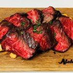 ALOHA Kitchen - 炭火焼牛ハラミステーキ