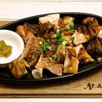 ALOHA Kitchen - 岩手県産十文字鶏の炭火焼き